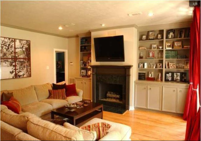 Boutros Construction Family Room!