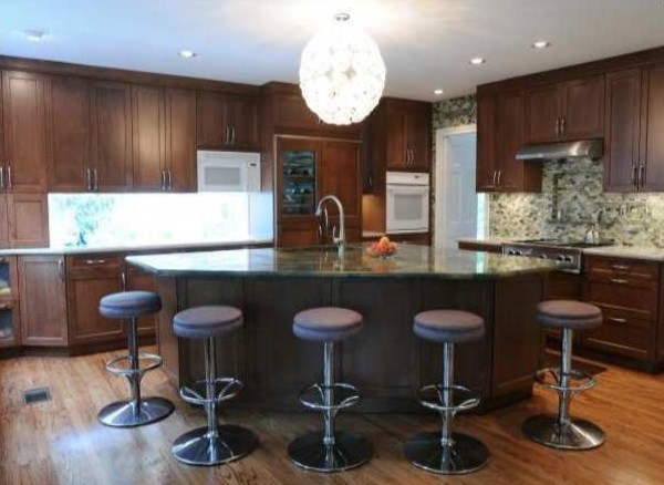 Click here to view the Lamonte Kitchen Renovation Photo Gallery